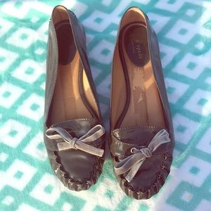 Kate Spade bow tie flats